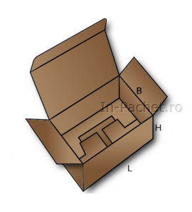 Cutii de carton clasice din carton tip CO3, CO5, CO7, cu dimensiuni diferite în funcție de cererea dumneavoastră.